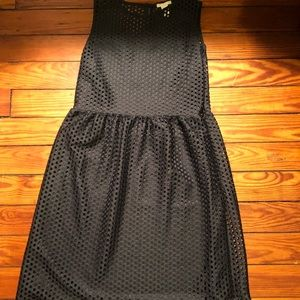 H&M Perforated Dress